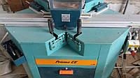 Станок для резки профиля бу Brevetti Prizma CE двухпильный
