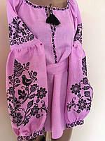 """Вишита блузка з орнаментом """"Дерево щастя"""", фото 1"""