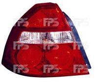 Новые задние фонари Chevrolet Aveo Авео