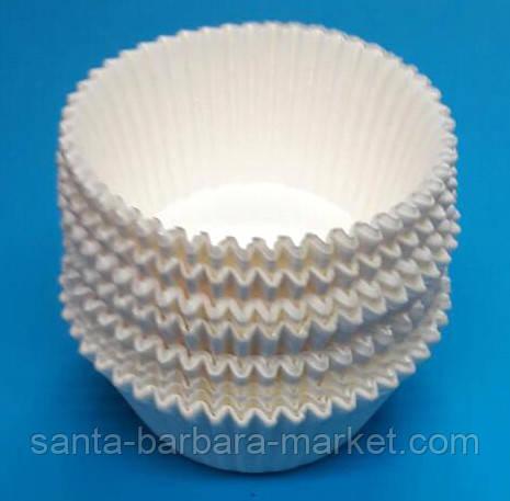 Кекс пергаментный Ф=5.5см (100шт.) выс.35мм