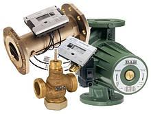 Погодное регулирование систем отопления
