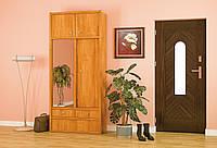 """Шкаф для прихожей с зеркалом """"Карина"""""""