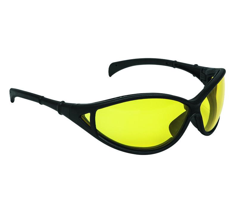 Очки защитные Interpid желтые Truper Мексика