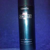 Пенка для бритья парфюмированная Lancelot faberlic