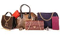 Модные женские сумки из экокожи