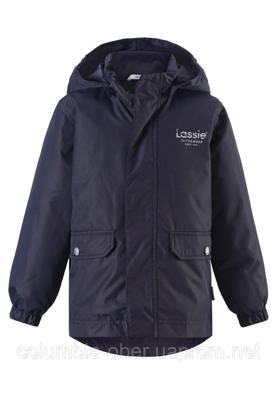 Демисезонная куртка для мальчика Lassie by Reima 721709 - 6970. Размеры 116 и 128.