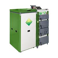 Твердопаливний котел Drew-Met BIOTEC 63 кВт для спалювання пелет з автоматичною подачею