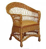 Кресло плетенное из лозы Татьяна
