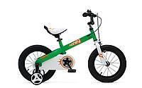 """Велосипед RoyalBaby HONEY 14"""", зеленый"""