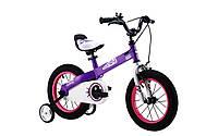 """Велосипед RoyalBaby HONEY 16"""", фиолетовый"""