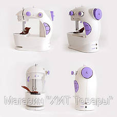 Швейная Машина 4В1 MINI SEWING MACHINE, фото 2