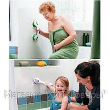 Ручка для ванной на вакуумных присосках, фото 3