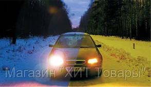 Солнцезащитные, антибликовые очки для спортсменов и водителей SMART VIEW ELITE - желтые, фото 3