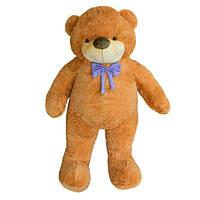 Мягкая игрушка Медведь Бо 137 см коричневый арт.564-1