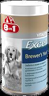 8in1 Excel Brewer's Yeast -пивные дрожжи для собак 780таб (Е115717)