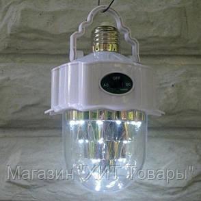 Яркая лампа-фонарь YJ-1886 TY со встроенным аккумулятором (Yajia), фото 2