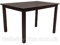 Стол квадратный деревянный Твистер венге