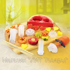 Набор для карвинга фигурного вырезания изготовления канапе Поп Шеф (Pop Chef), фото 3