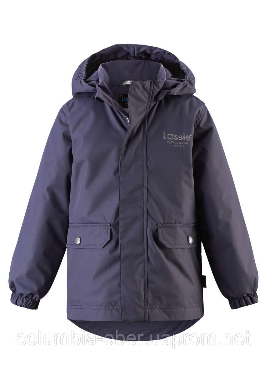 Демисезонная куртка для мальчика Lassie by Reima721709   - 9630. Размеры 116 и 134.