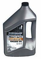 Моторне масло QuickSilver Diesel 4л