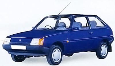 Автомобильные стекла для ЗАЗ 1102