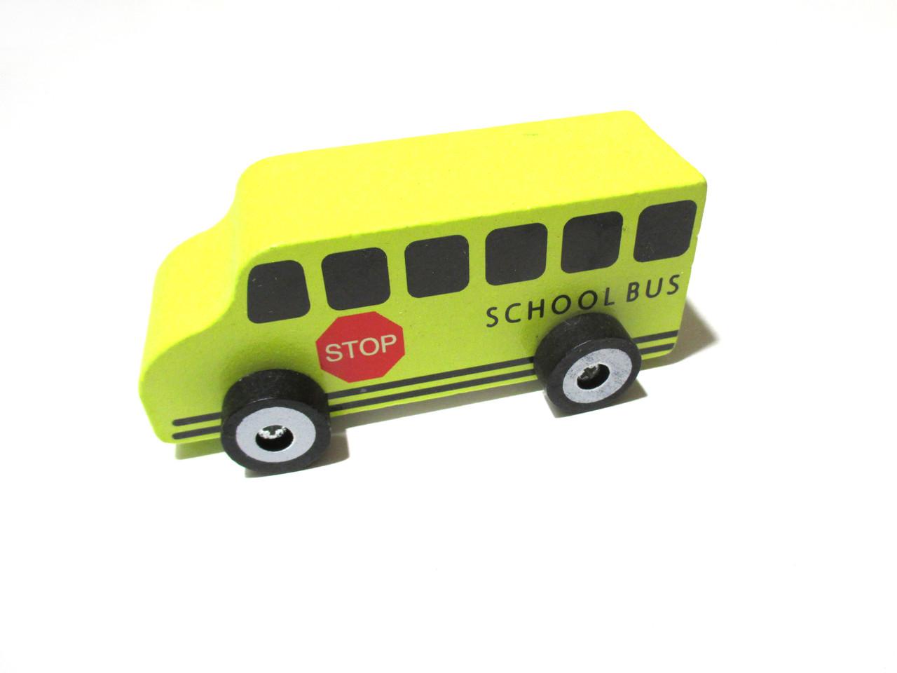 Деревянная игрушка Транспорт, MMT-MD1010