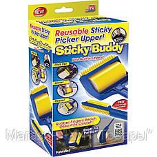 Щетка - валик для уборки Sticky Buddy!Акция, фото 2