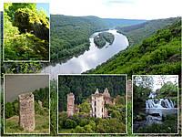 Триденний сплав річкою Дністер Незвисько – Устечко.
