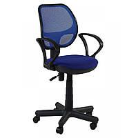 Кресло компьютерное Чат/АМФ-4 сиденье А-1/спинка Сетка красная