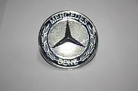 Mercedes Vito W639 2004-2015 гг. Значек Мерседеса на капот Турция, самоклейка
