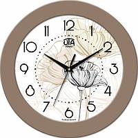 Настенные Часы Fashion Цветущие Маки