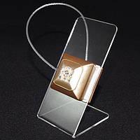 Декоративный магнит-подхват для штор и тюли на тросике №4