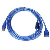 Удлинитель USB 2.0 a/f 3m - качество! !Акция