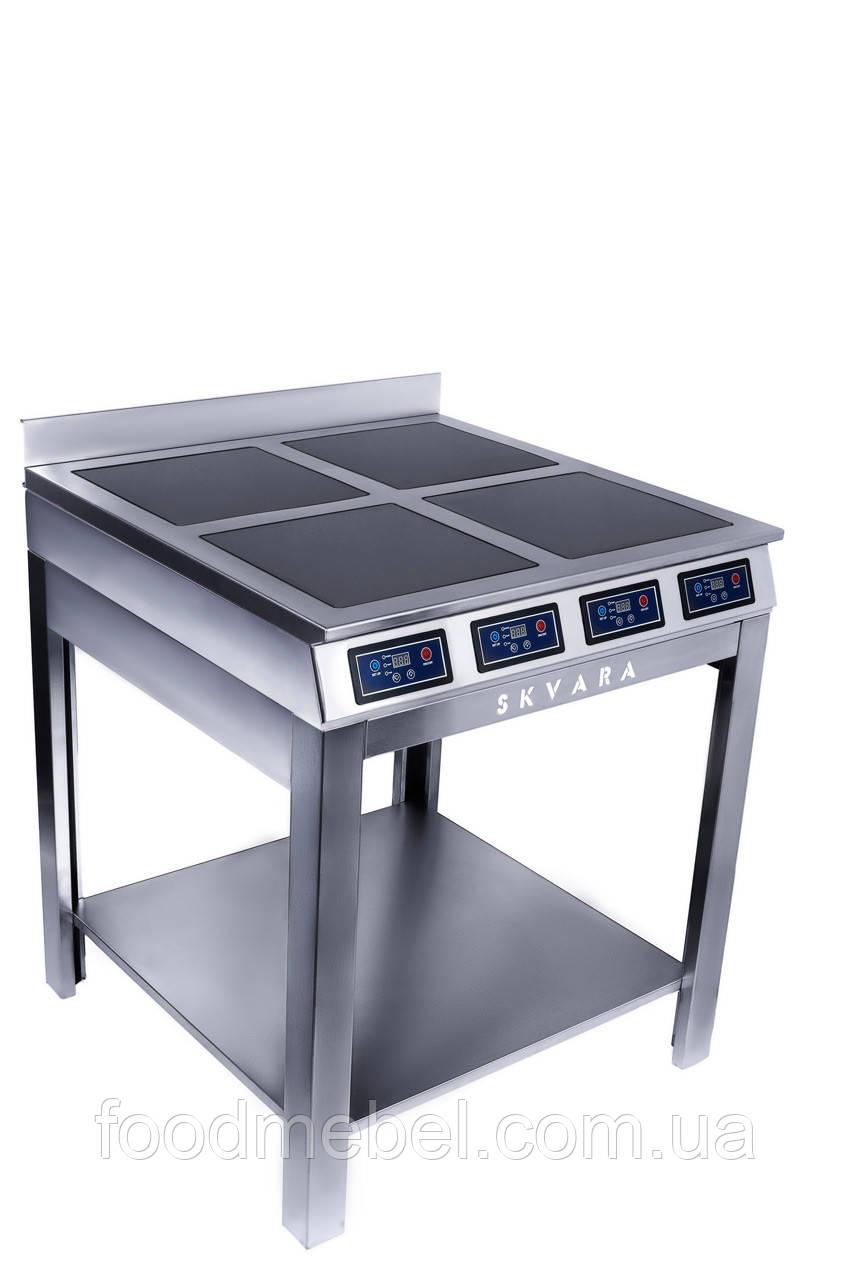 Индукционная плита Сквара Sif 4.8 напольная (8 кВт)