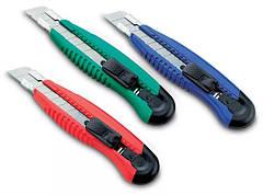 Ножи канцелярские, лезвия для ножей