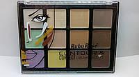 Набор консилеров Contour & Correct Cream Palette Ruby Rose, фото 1