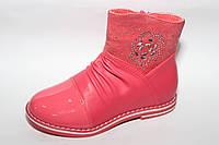 Детская демисезонная обувь бренда Kellaifeng  для девочек (рр. с 27 по 32)