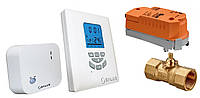 Автоматика систем отопления квартир и офисов