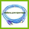 Соединительный кабель для принтера Ocean USB - USB B 3м!Акция
