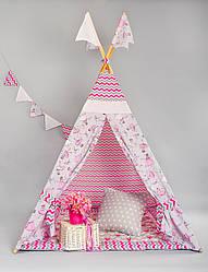 Вигвам - палатка  «Балерина»