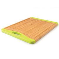 Доска для нарезания бамбуковая, 40 х 30 см