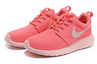 Кроссовки женские Nike Roshe Run Rose 40