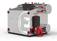 Паровой котел Е-1,0-0,9Г-3(Э) до 0,9 МПа (газ, мазут)