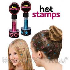 Набор Hot stamps для волос, фото 3