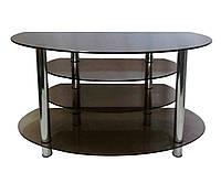 Стеклянный столик под ТВ- 33
