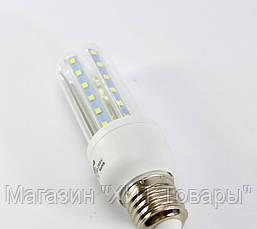 Лампочка LED LAMP E27 7W Длинная 4018, фото 3