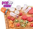 Набор для карвинга фигурного вырезания изготовления канапе Поп Шеф (Pop Chef)!Акция, фото 3