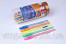 "Ручки шариковые Josef Otten ""D Fine Pearl"" №612,синие,0.6 mm,30 шт/банке"