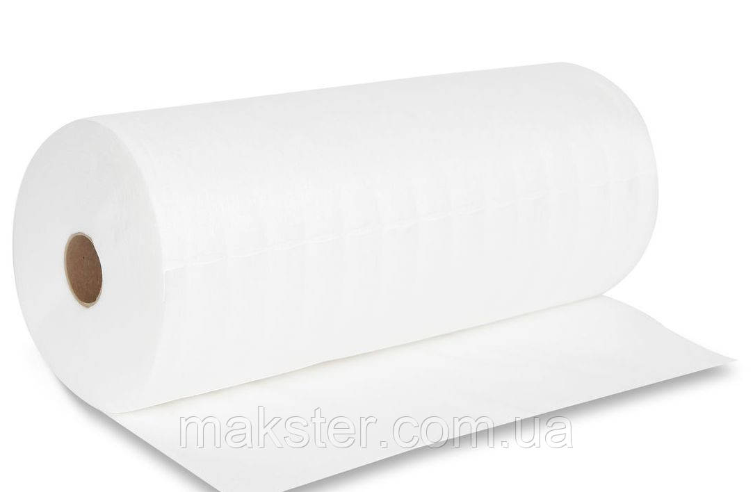 Салфетки Panni Mlada, 15см х15см, гладкие, белые, 40 г/м2