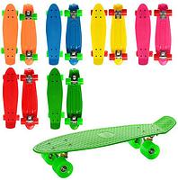 Скейт 21PVC Пенни борд